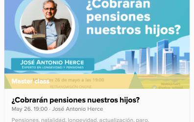 Libro sobre Pensiones de José Antonio Herce