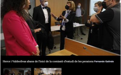 Más sobre la comparecencia de José Antonio Herce